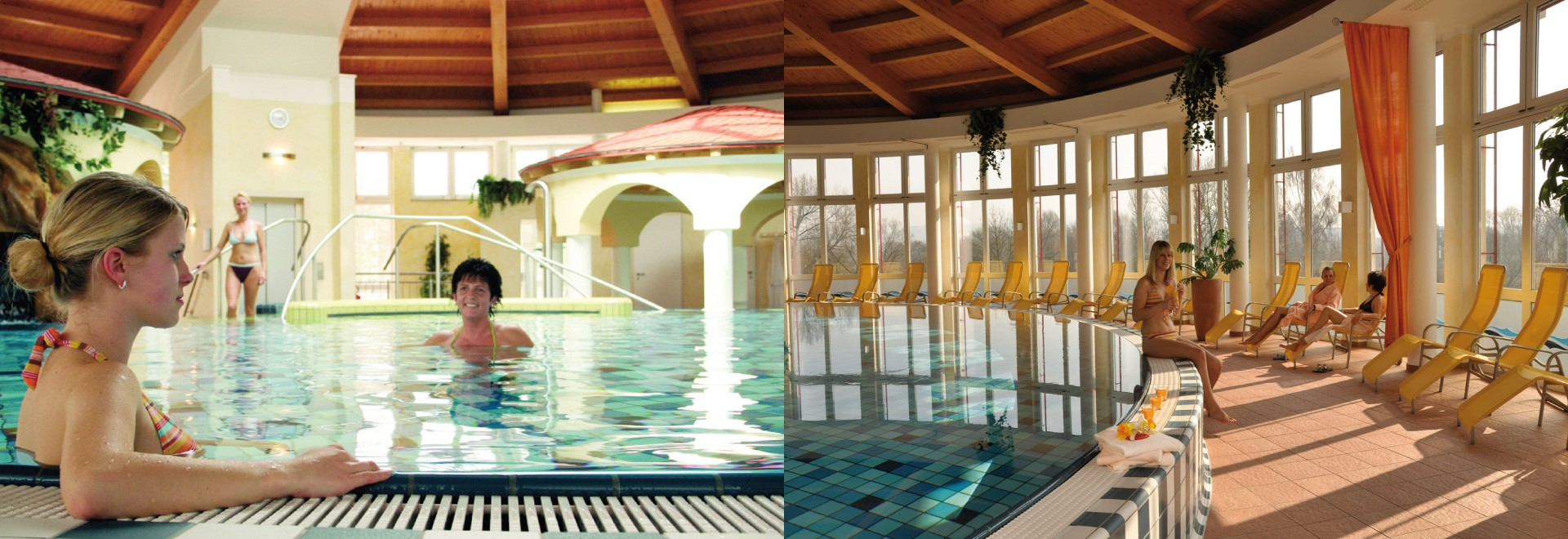Hotel Thermalis Bad Hersfeld Wellness Im Kurpark
